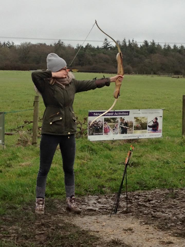 Archery - Week Seven